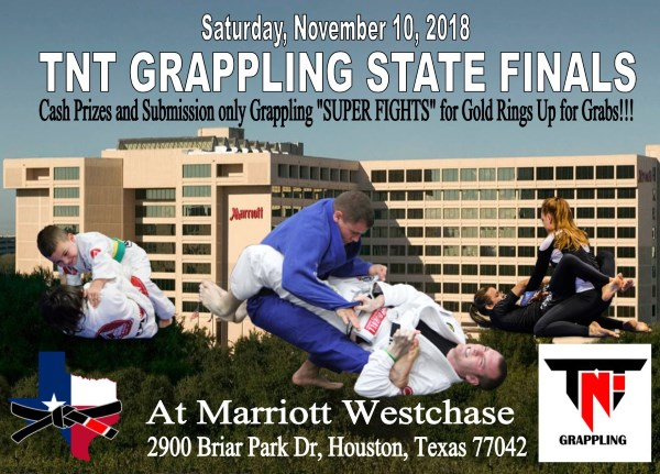 1st Annual 2018 TNT State Finals on TournamentTiger - Tournament software by martial artists for martial artists.