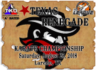 Texas Renegade 2018 TKO Qualifier Hosted on TournamentTiger by Texas Renegade Karate Tournament