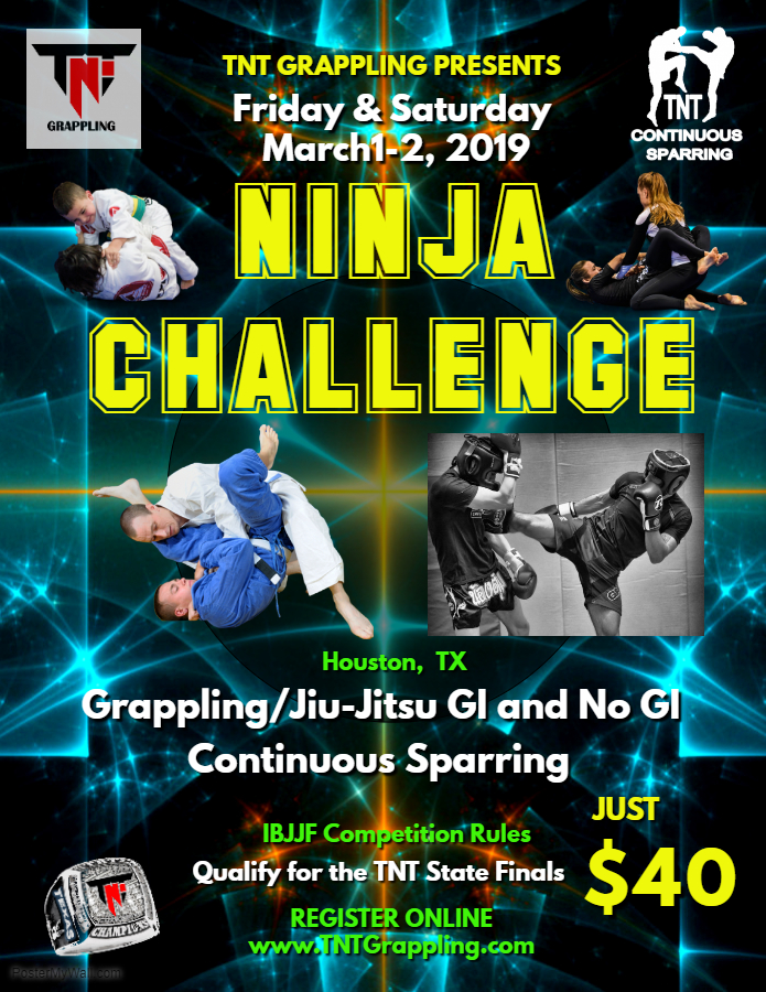 TNT Grappling League on TournamentTiger™