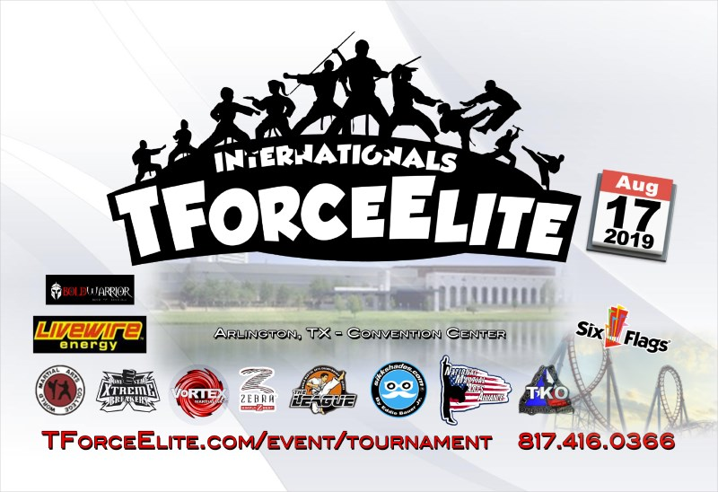TForceElite Internationals Karate Championship on TournamentTiger - Tournament software by martial artists for martial artists.