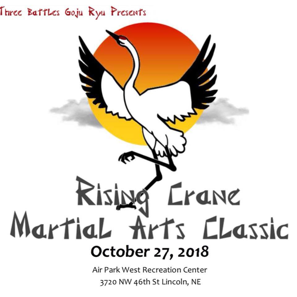 Rising Crane Martial Arts Classic on TournamentTiger - Tournament software by martial artists for martial artists.